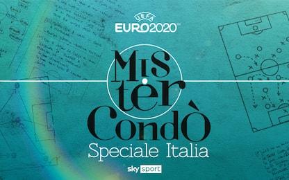 Sky Mister Condò, speciale Italia-Galles