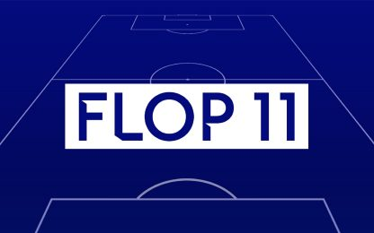Fantacalcio, la Flop 11 della 15^ giornata