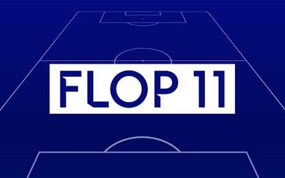 Fantacalcio, la Flop 11 della 16^ giornata