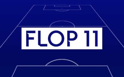Fantacalcio, la Flop 11 della 18^ giornata