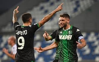 Sassuolo vs Genoa - Serie A TIM 2019/2020