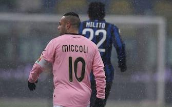 FC Inter vs. Palermo - Campionato Serie A Tim 2011-2012