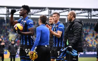 Frosinone vs Atalanta - Serie A 2018/2019