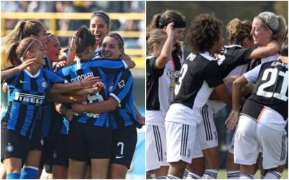 Serie A femminile, calendario e orari 4^ giornata