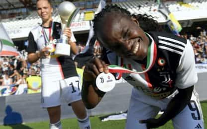 Calcio femminile, il duro addio di Eni Aluko