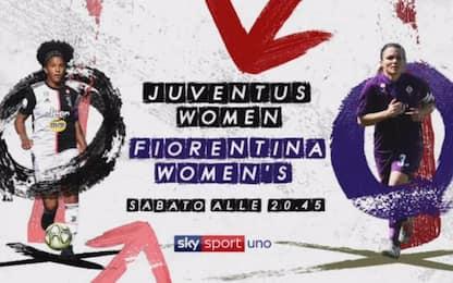 Calcio femminile, il calendario dell'8^ giornata