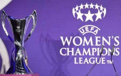 Champions femminile: varato il nuovo format