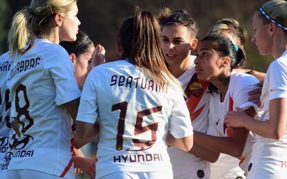 Andressa show, Tarenzi non basta: Inter-Roma 1-4