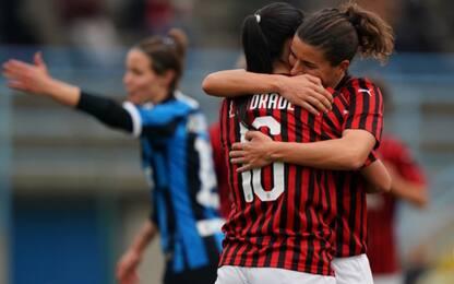 Coppa Italia: il derby al Milan, 8 gol per la Juve