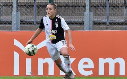 Titolo d'inverno alla Juve: 2-0 alla Pink Bari