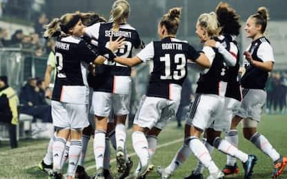 Torna la Serie A femminile: su Sky Tavagnacco-Juve