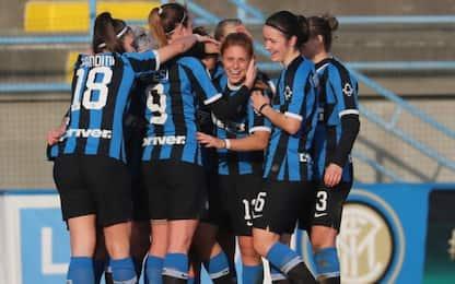 Inter, seconda vittoria di fila: Empoli ko