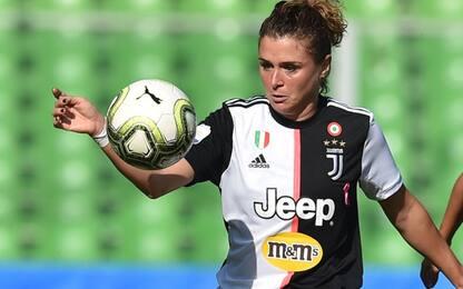 Serie A donne: la Juve rallenta, Fiorentina ok