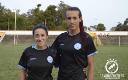 Mara Gomez, prima giocatrice trans in A argentina