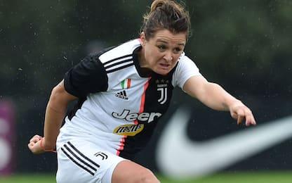 Girelli trascina la Juventus, 5-1 all'Inter