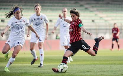 Serie A femminile, calendario e orari 16^ giornata