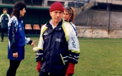 Calcio femminile in lutto: morto Sergio Guenza