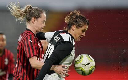 Calendario Serie A femminile 2020-2021