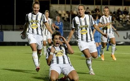 Volano Juventus e Milan: prime a punteggio pieno