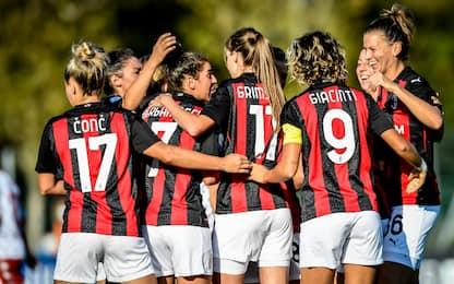 Milan in testa, vincono anche Empoli e Sassuolo