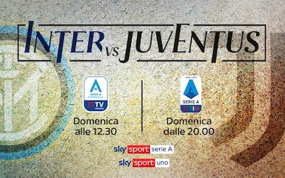 Inter-Juventus fa il bis: prima le donne
