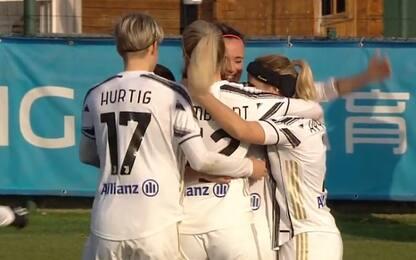 Il 1° Inter-Juve è bianconero: 0-3 nella ripresa