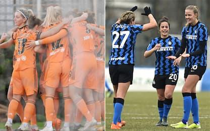Coppa Italia, andata quarti: vincono Juve e Inter