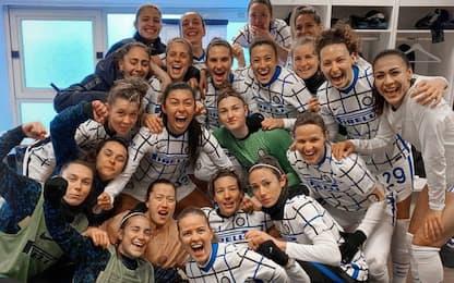 Inter, derby in semifinale. La Roma sfida la Juve