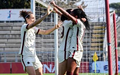 Lazaro-Giugliano gol, la Roma supera l'Empoli: 2-0