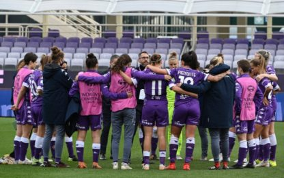Le viola salutano l'Europa: il Man City vince 5-0