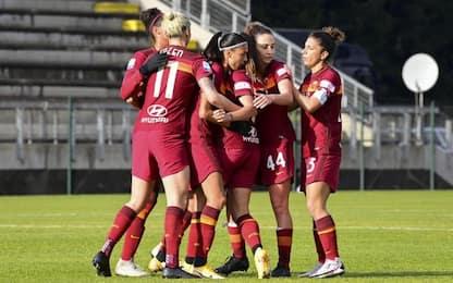 Coppa Italia femminile: la Roma batte la Juve