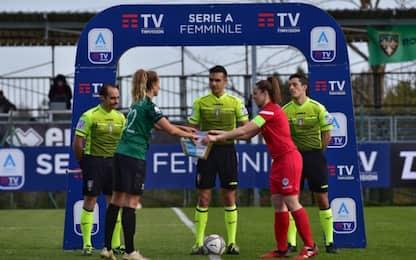 Serie A femminile, calendario e orari 17^ giornata