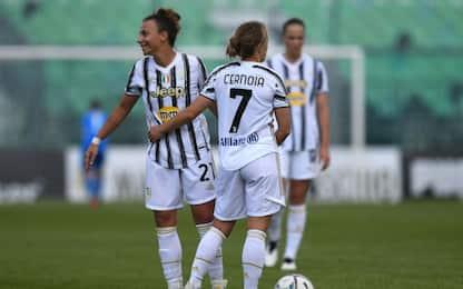 Il Milan travolge il Napoli, risponde la Juventus