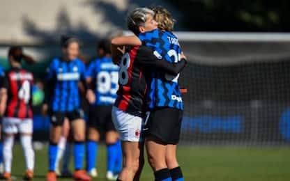 Coppa Italia, Milan-Inter e Juve-Roma su Sky