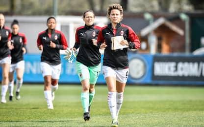 Serie A femminile, calendario e orari 21^ giornata