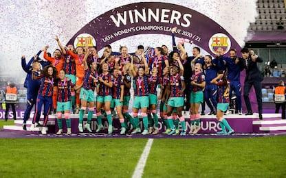 Al Barça la Champions donne: Chelsea travolto 4-0