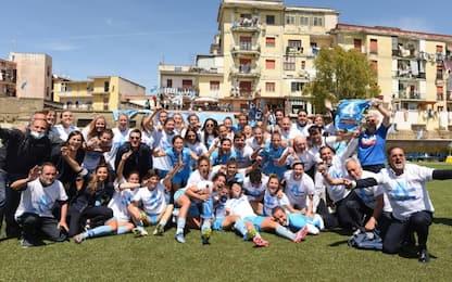 2-2 con la Roma, Napoli si salva. San Marino in B
