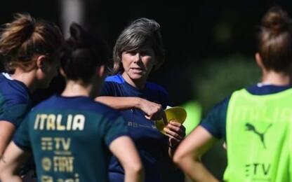 Verso Euro 2022, doppia amichevole per le Azzurre