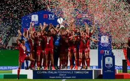 Coppa Italia alla Roma, Milan battuto ai rigori