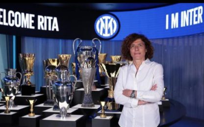 Rita Guarino firma con l'Inter: ora è ufficiale