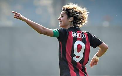 Milan, storica prima vittoria in Champions donne