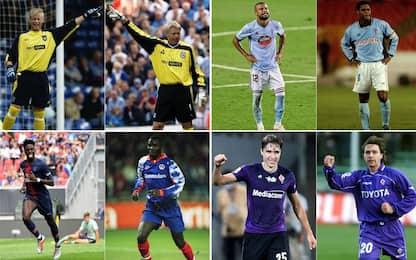 Rooney&Co, i padri e figli con lo stesso club