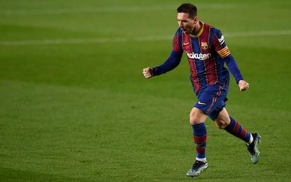 Almeno 25 gol, Leo e CR7 ci sono riusciti 12 volte
