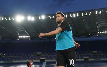 Lazio vs Milan - Serie A TIM 2020/2021