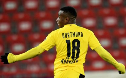 Moukoko-record, i baby bomber all-time in Europa