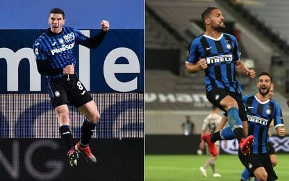Gol coi difensori, nessuno come Atalanta e Inter