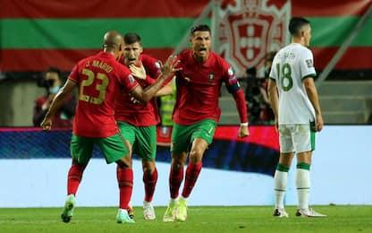 Come Ronaldo nessuno mai: 111 gol in Nazionale