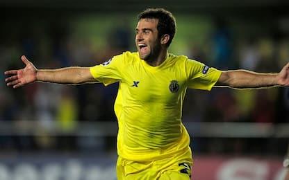 Giuseppe Rossi torna ad allenarsi col Villarreal