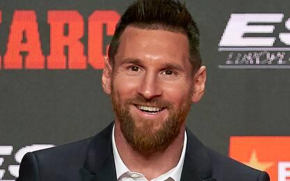 """Messi: """"CR7? A me non piace fare autopromozione"""""""