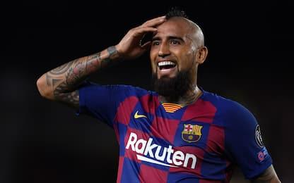 "Vidal si racconta: ""Ecco perché ho la cresta"""